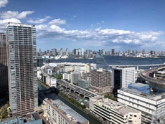 東京のタワーマンション